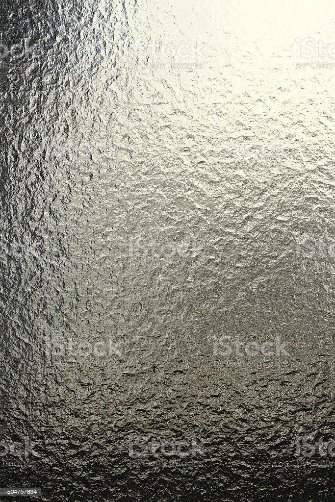 Chrome metal background stock photo
