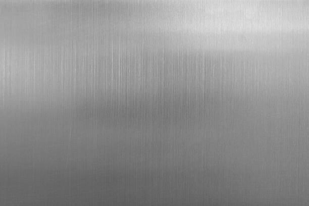 chrome fundo de superfície - cromo metal - fotografias e filmes do acervo