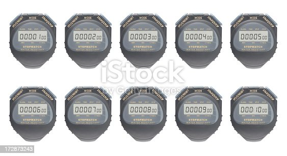 istock Chronometer 1-10 seconds 172873243