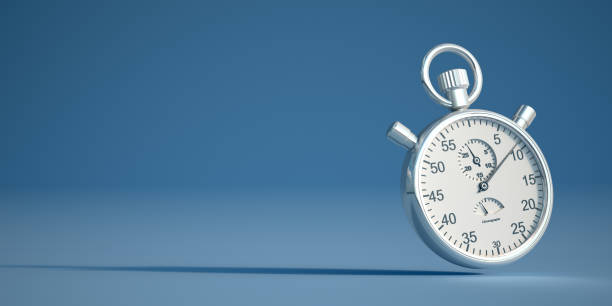 chronometer - stopwatch stockfoto's en -beelden