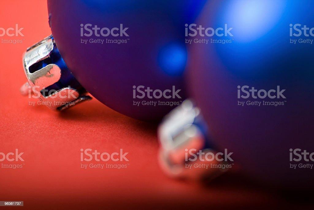 Chrsitmas balls royalty-free stock photo