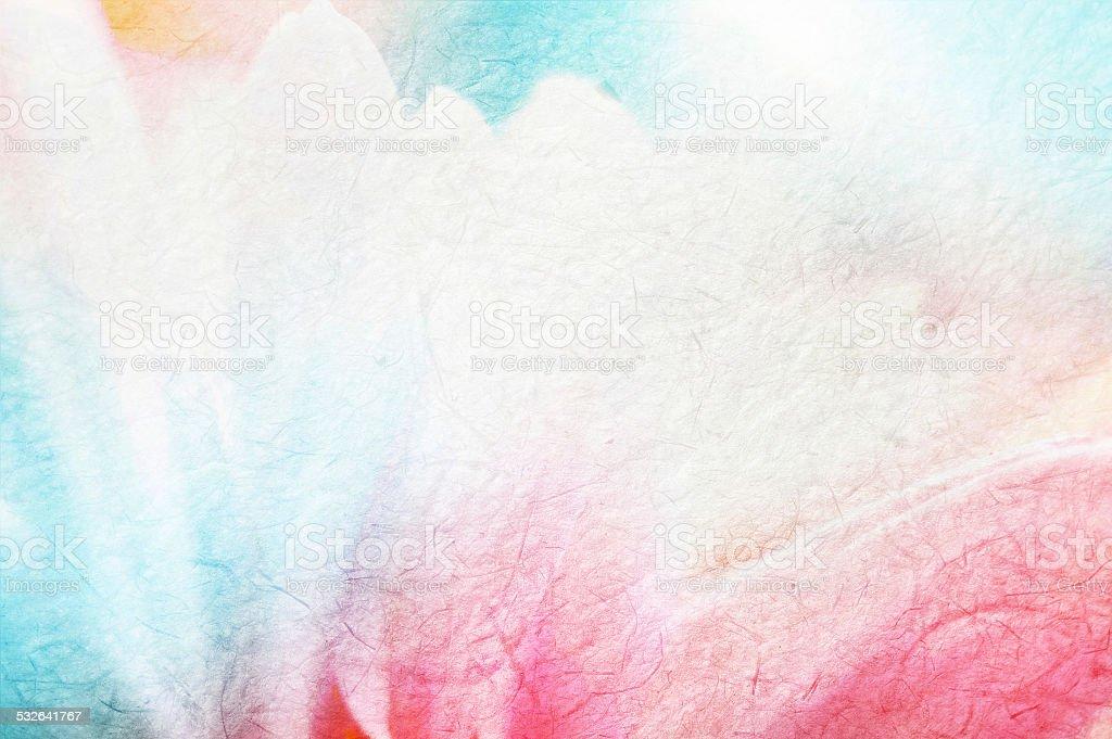 Chrysanthemums Blütenblatt in lebhaften Farben Stil für Hintergrund – Foto