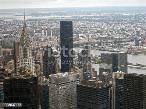 Nice view of New York