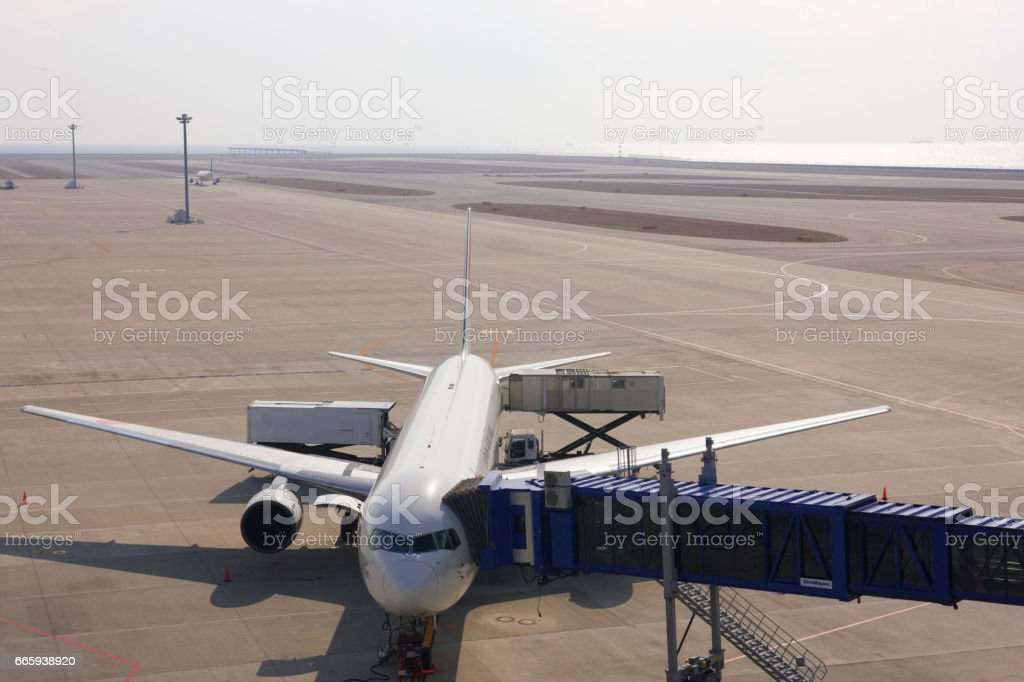 Chubu Centrair international airport foto stock royalty-free