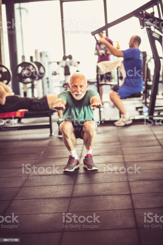 Chucks at gym. royalty-free stock photo