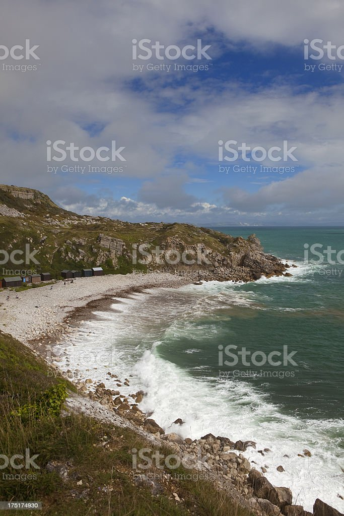 Church Cove royalty-free stock photo