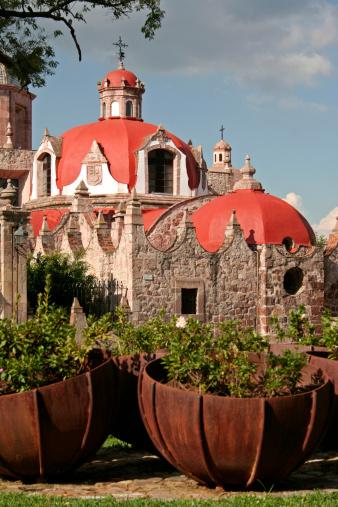 Church Del Carmen Stock Photo - Download Image Now