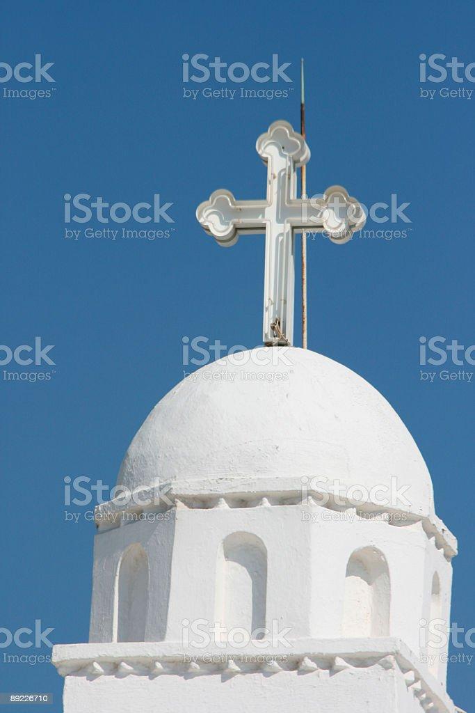 church dome royalty-free stock photo