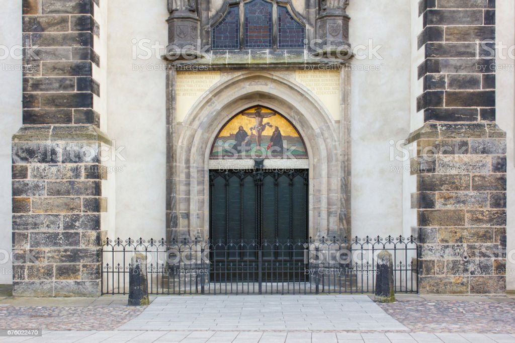 church door – Foto