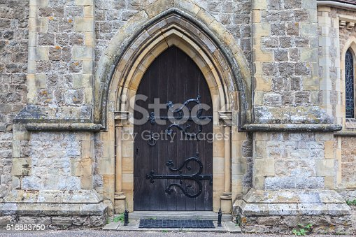 istock Church entrance 518883750