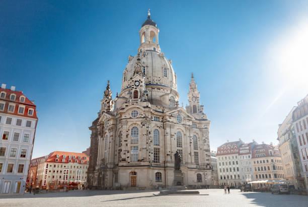 Kirche in Dresden Frauenkirche – Foto