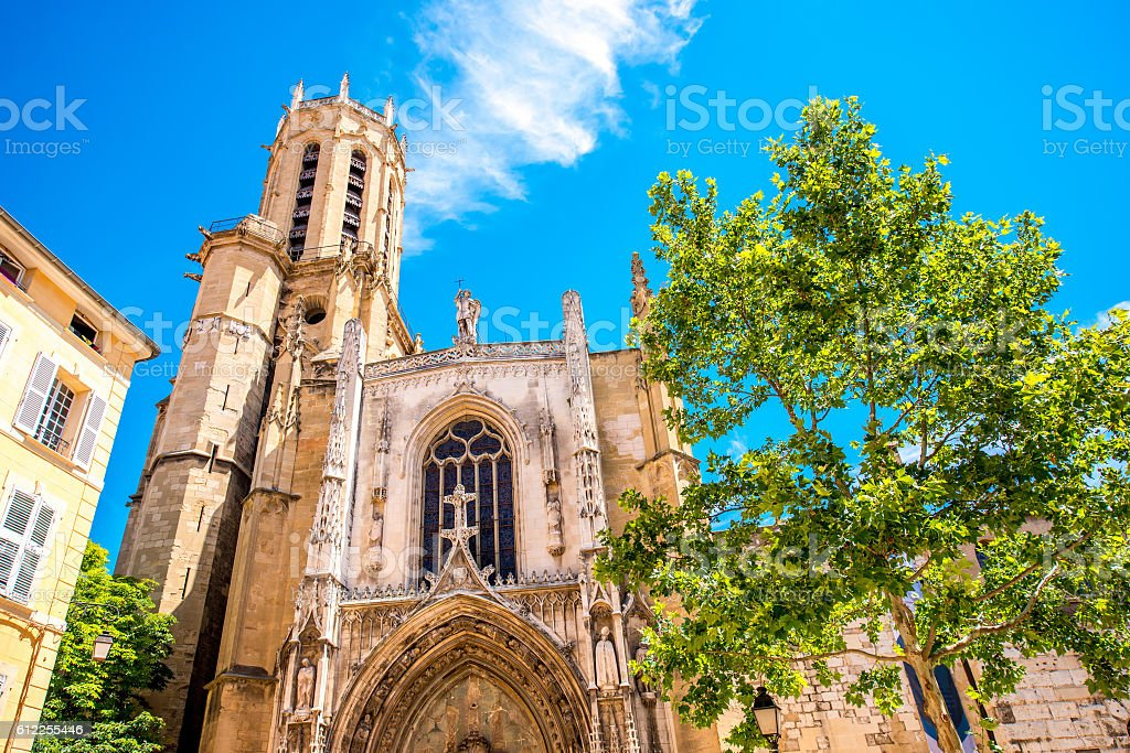 Church in Aix-en-Provence - Photo