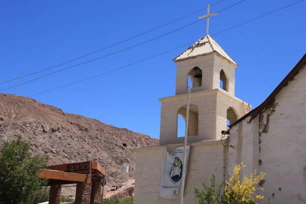 Kirche In Codpa Dorf, Chile – Foto