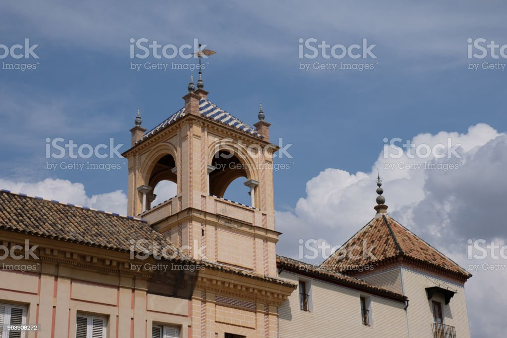 Kirche in Sevilla, Spanien (Andalusien) - Royalty-free Andalusia Stock Photo