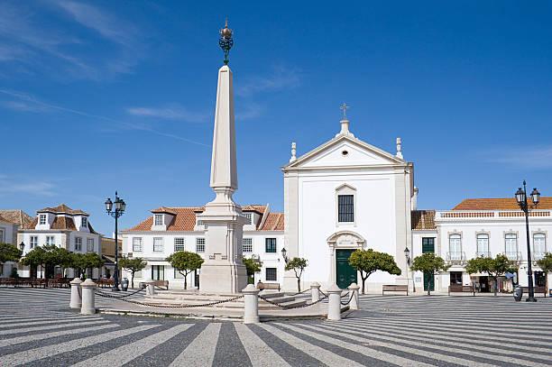 Kirche in Vila Real de Santo Antonio – Foto