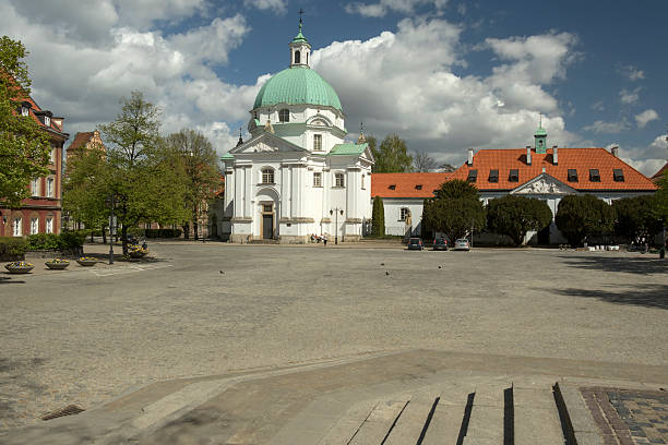 Church In Warsaw – Foto
