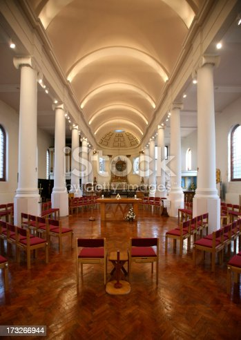 istock Church interior 173266944