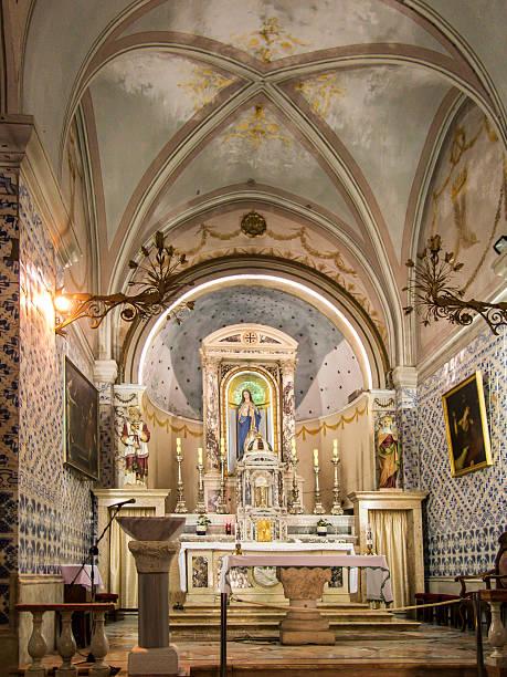 church. john the baptist in ein karem - sterntaufe stock-fotos und bilder