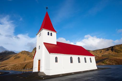 Church near Vik Iceland