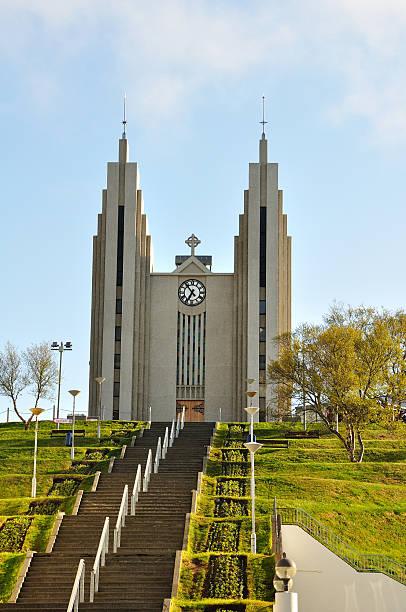 Kirche von Akureyri – Foto