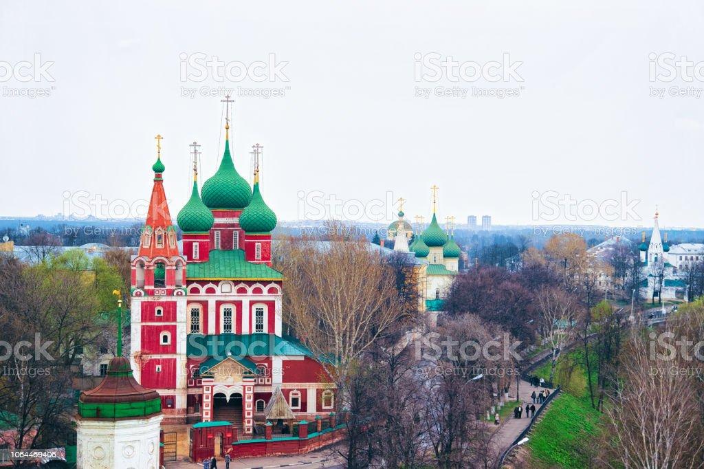 Kirche des Erzengels Michael in Jaroslawl – Foto