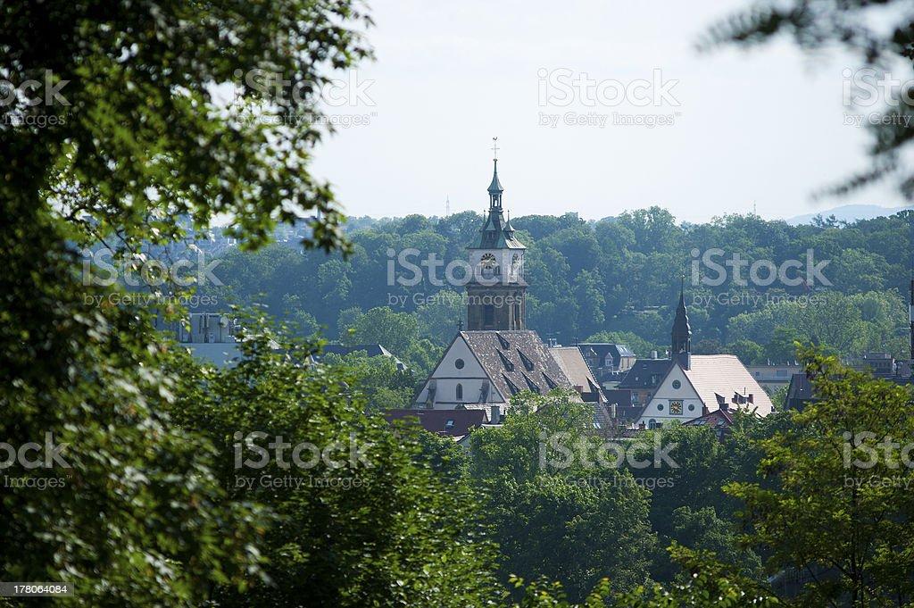 Kirche Bad Cannstatt – Foto
