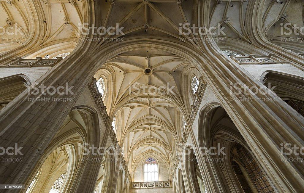 Église de Brou (Bourg-en-Bresse), intérieur - Photo