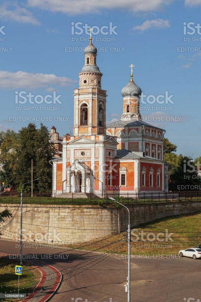 Église d'Élie le prophète, ville de Serpoukhov; Russie. - Photo