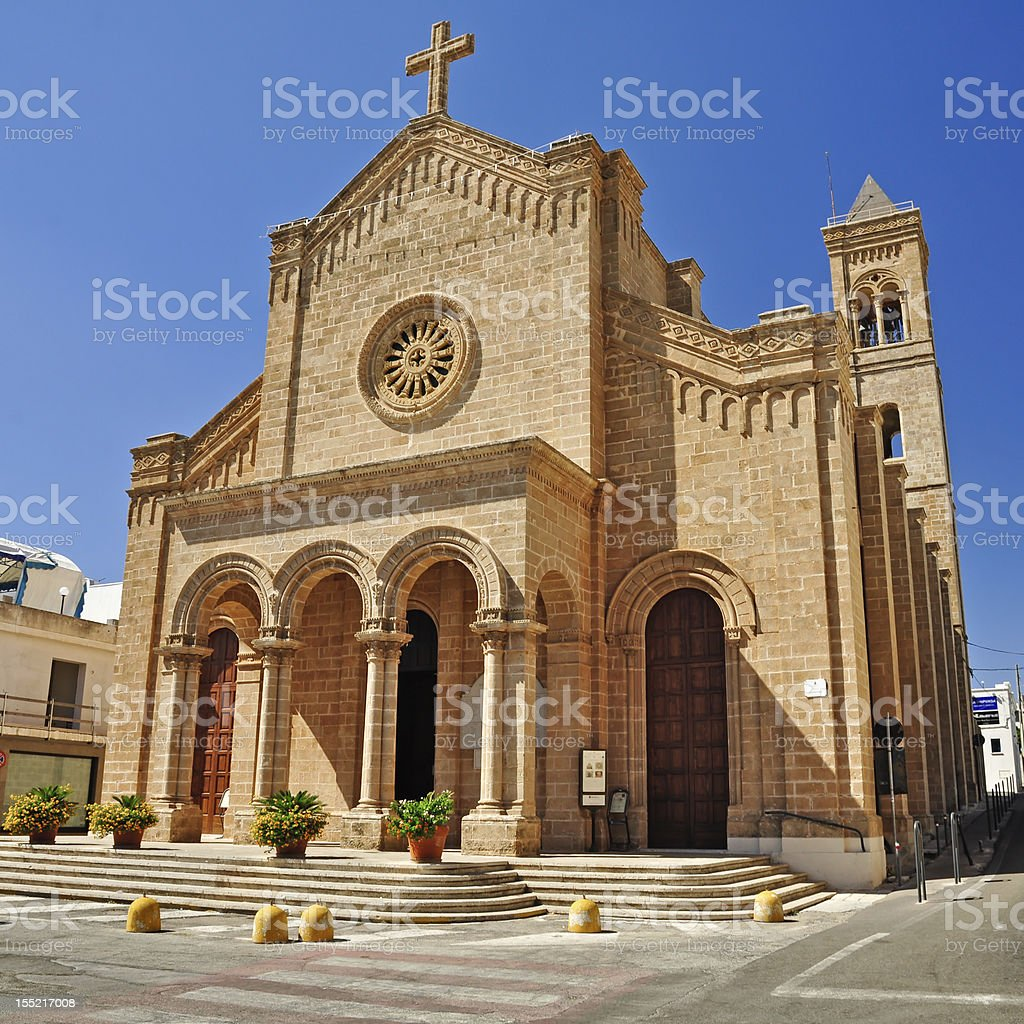 Church of King Christ royalty-free stock photo