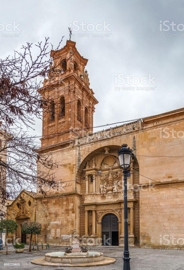 Église de la Asuncion, Espagne - Photo