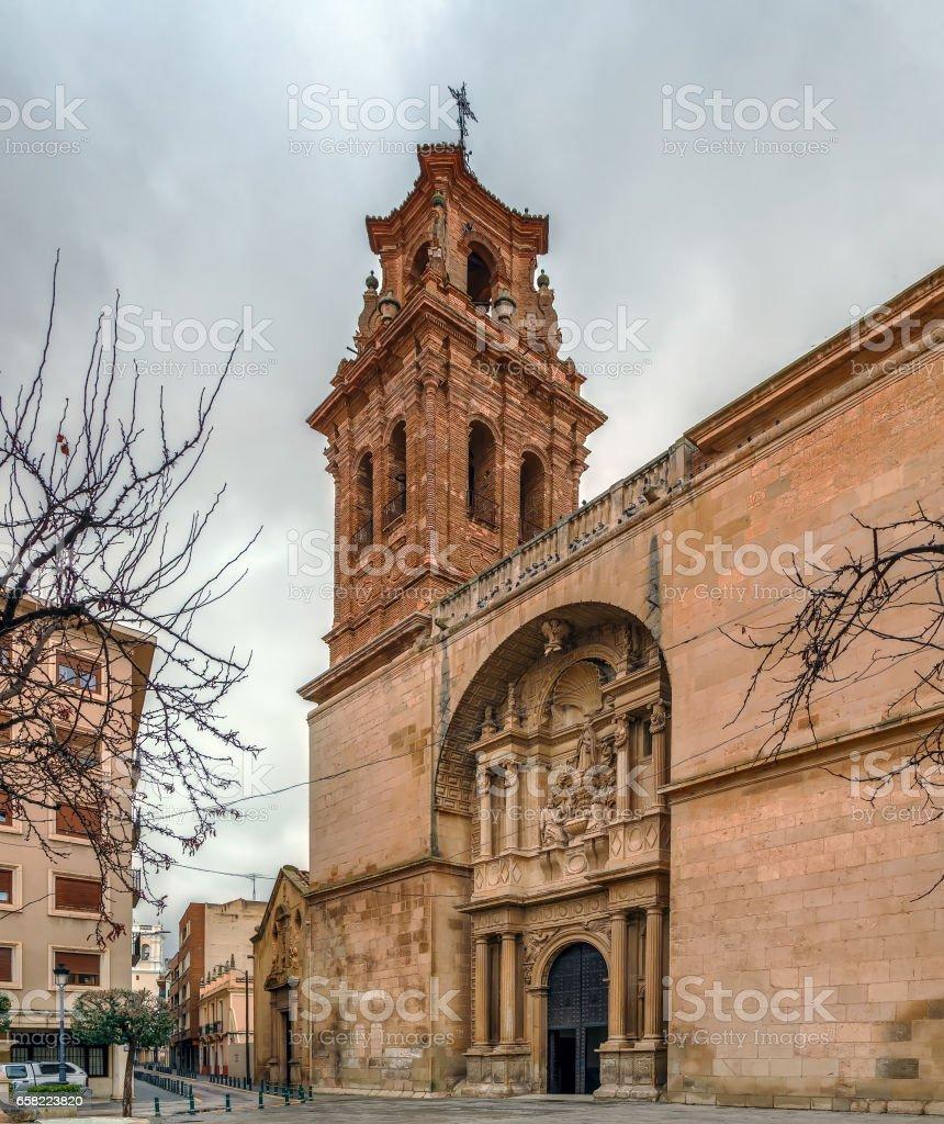 Church of la Asuncion, Spain - Photo