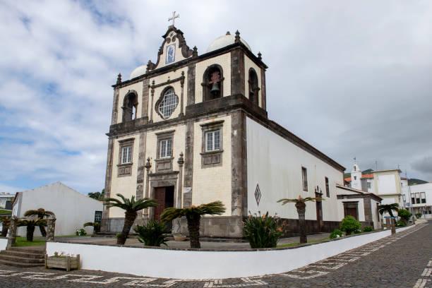 Kirche von Nossa Senhora Do Rosario Lajes – Foto