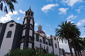 istock Church of Nuestra Senora de la Concepcion (Church of Our Lady of Conception) in La Orotava on the island of Tenerife, Canary Islands, Spain. 1208713279
