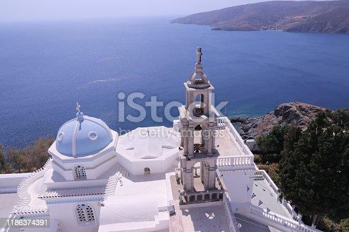Europe, Greece, Religion, Astypalaia
