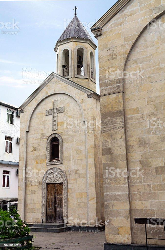 Church of Presentation of Mary stock photo
