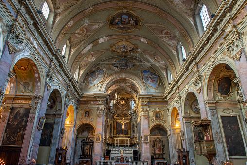 church of S. Agata Bergamo