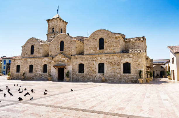 Church of Saint Lazarus, Larnaca, Cyprus - foto stock