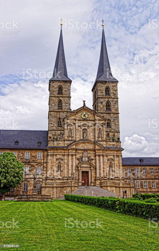 Church of Saint Michael in Bamberg in Upper Franconia Germany – Foto