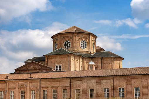 Church of Saint Umberto - Reggia di Venaria Reale Turin Italy
