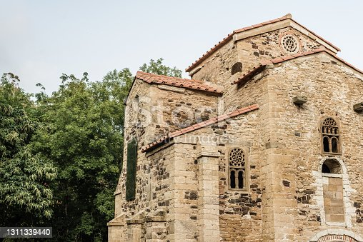 istock Church of San Miguel de Lillo. Oviedo. 1311339440