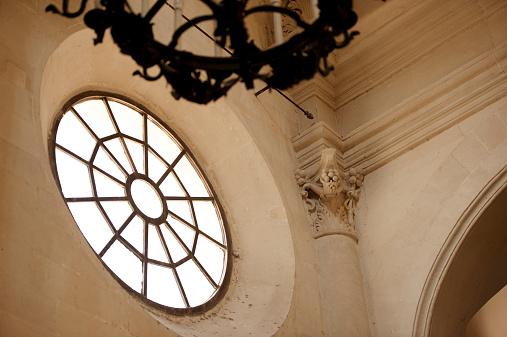 Chiesa Di Santa Croce, Lecce, Italy