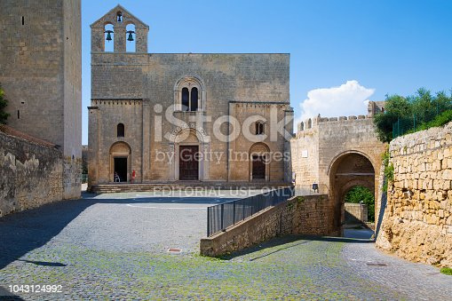 istock Church of Santa Maria di Castello 1043124992