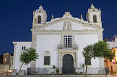 Church of Santa Maria in Lagos, Portugal
