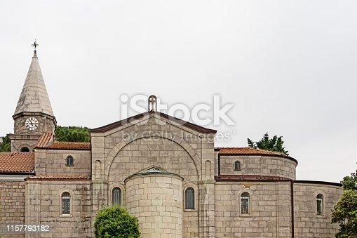 Sint Jacob Church, Opatija, Croatia