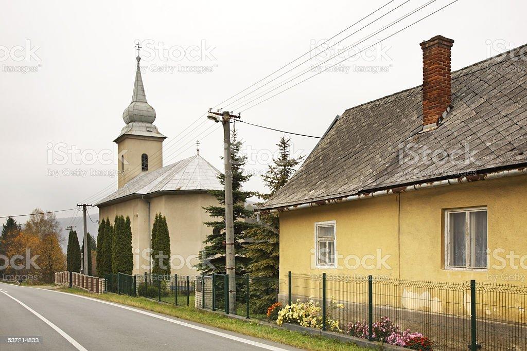 Kirche St. Michael Archangel in Ruska Vola nad Popradom – Foto