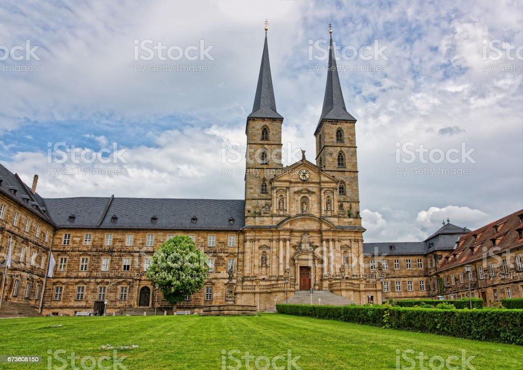 Kirche St. Michael in Bamberg in Oberfranken Deutschland – Foto
