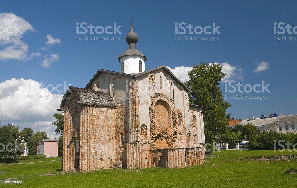 Church of St. Paraskeva Piatnitsa royalty-free stock photo