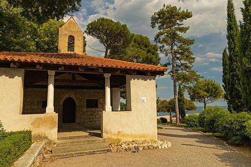 small chapel in Lovran