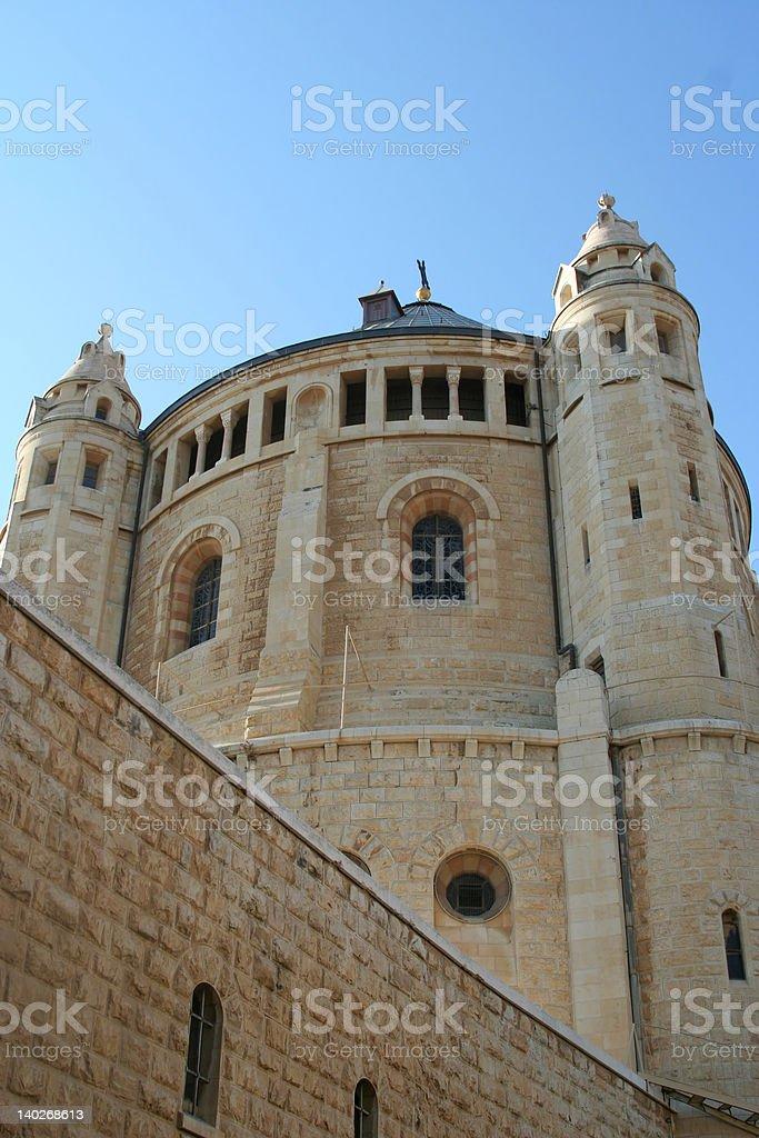 Church of the Dormition royalty-free stock photo