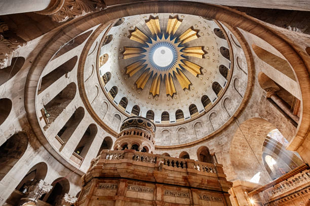 Kirche des Heiligen Grabes Interieurs – Foto